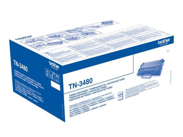 Brother TN-3480 Toner Schwarz