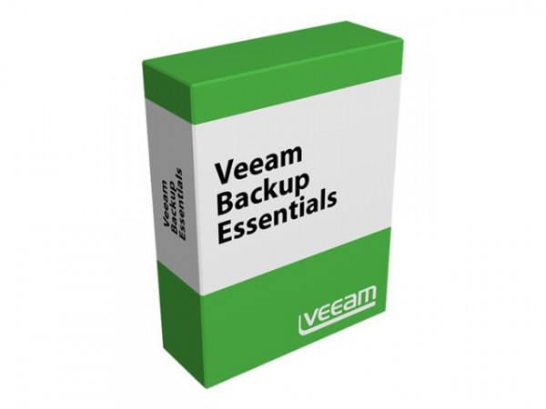 Veeam Backup Essentials Enterprise 2 socket bundle Maintenance (any hypervisor, any edition) - 2 zu