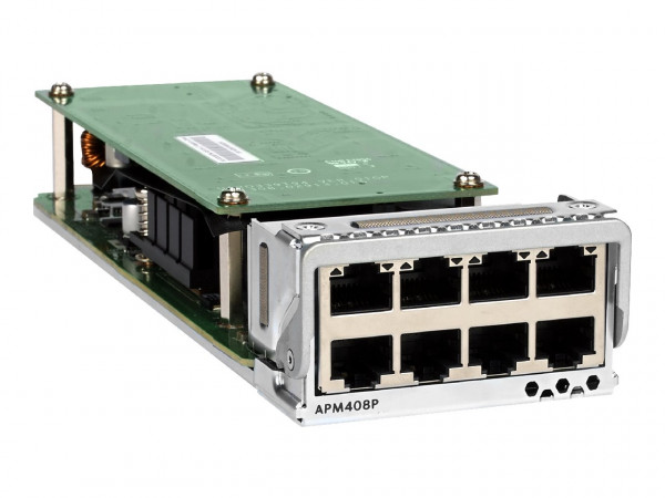 Netgear APM408P - Erweiterungsmodul - 1/2.5/5/10GBase-T (PoE+)