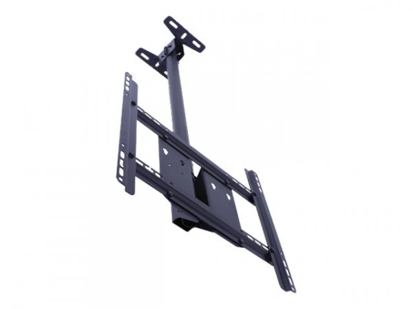 HAGOR M Public Ceilingmount Medium Single - schwarz