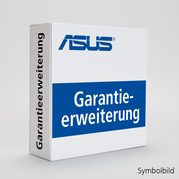 Asus Garantieverlängerung (WEP - Warranty Extension Package) von 2 Jahre auf 3 Jahre