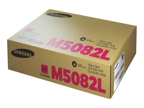 Samsung CLT-M5082L Toner magenta 4.000 Seiten