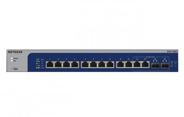 NETGEAR ProSAFE XS512EM - Switch