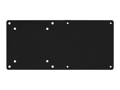 Silverstone VESA Extension Bracket SST-MVA01 NUC-Vesa schwarz