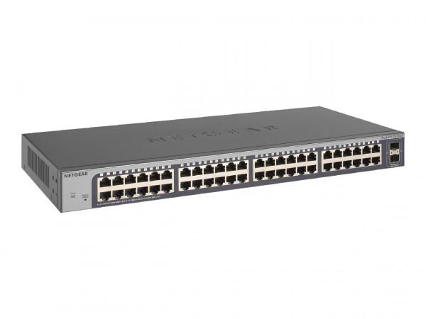 NETGEAR GS750E - Switch Smart Managed Plus