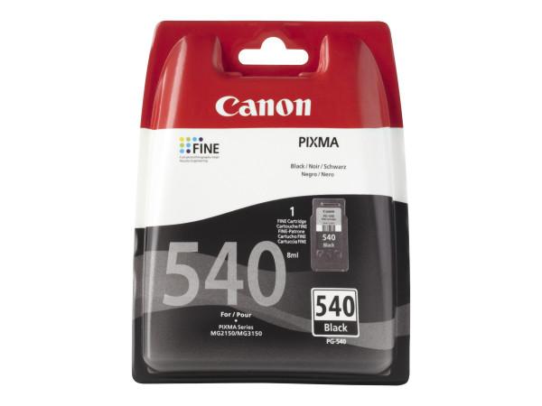 Canon PG-540 Tinte Schwarz
