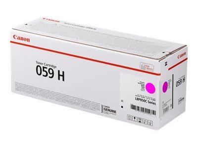 Canon 059 H Toner Magenta