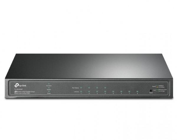 TP-LINK JetStream TL-SG2008P Switch PoE+
