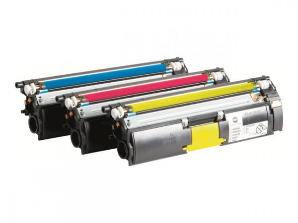 Konica Minolta Magicolor 4650 Tonerkit 8K CMY / Value Kit High Capacity