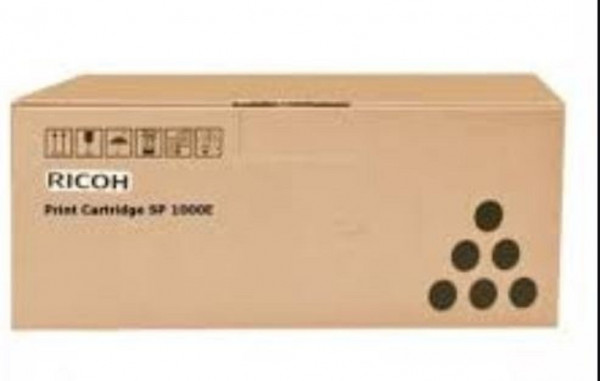 Ricoh Toner 403028 Typ SP1000E LC schwarz