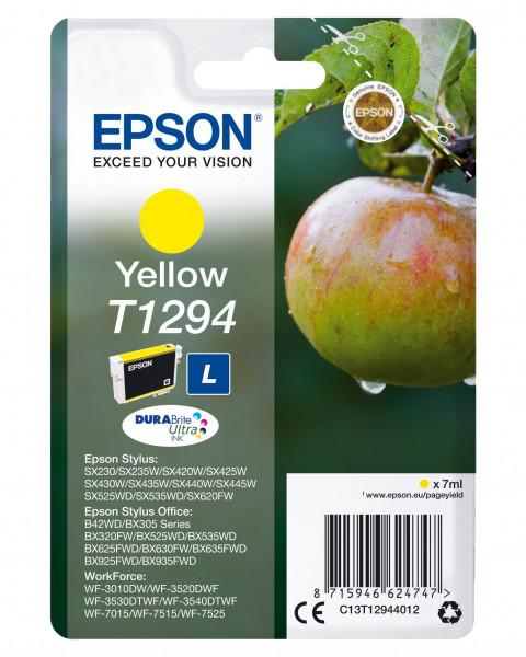 Epson T1294 Tinte Gelb 7 ml