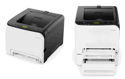Ricoh SPC261DNw, A4 Farblaserdrucker