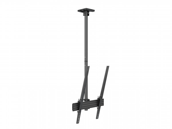 "Hagor Multibrackets M Ceiling Mount Pro MBC1UPHD, schwarz, 55 - 75"""