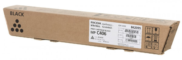 Ricoh Toner MP C306ZSPF Schwarz 17K