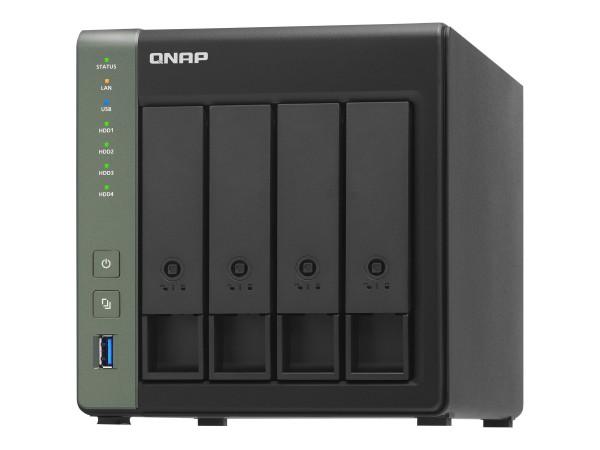 QNAP TS-431KX-2G - NAS-Server 1x SFP+