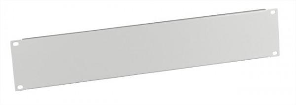 Blindplatte 19``/2HE RAL7035