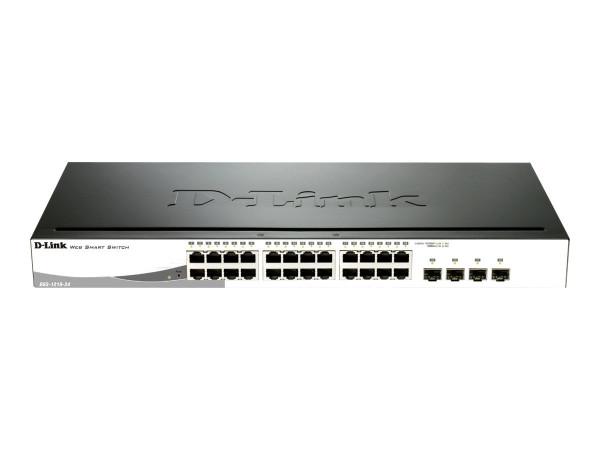 D-Link DGS-1210-24 - Switch