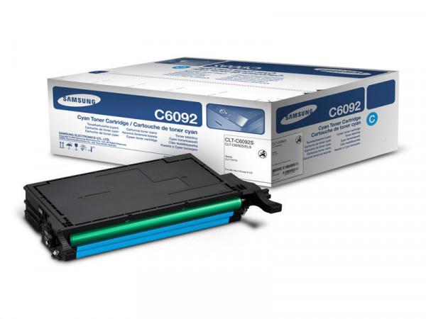 Samsung CLT-C6092S/ELS Toner cyan 7.000 Seiten