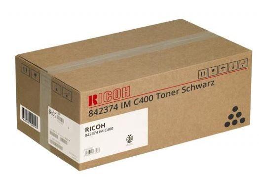 Ricoh Toner Schwarz ca. 17.500 Seiten (für IM C400F / IM C400SRF)