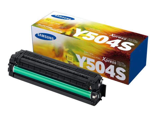 Samsung CLT-Y504S/ELS Toner Gelb