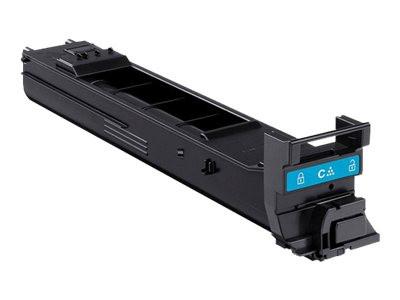 Konica Minolta Magicolor 4650 Cyan Toner Cartridge (8K)