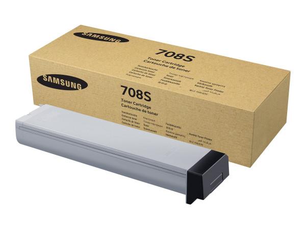 Supplies Samsung A3 Toner MLT-D708S/ELS - schwarz 30k