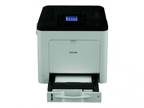 Ricoh SPC360DNw A4 LED-Farbdrucker, 30 Seiten/Minute s/w und Farbe