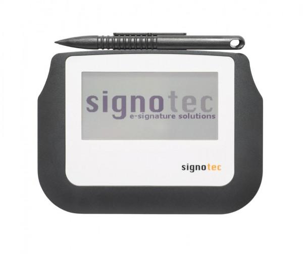 Tast Signotec LCD Unterschriften Pad Sigma mit FTDI-USB Anschlusskabel 5 m - ohne Hintergrundbeleuc