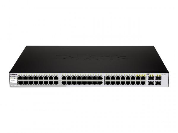 D-Link DGS-1210-48 - Switch Web smart