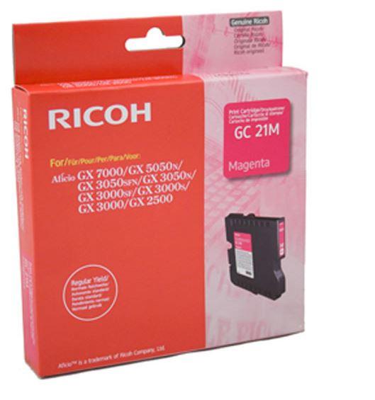 Ricoh Gel Magenta GC 21M für GX 3050SFN 1k