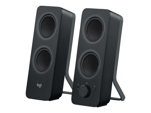 Logitech Z207 Lautsprecher - schwarz