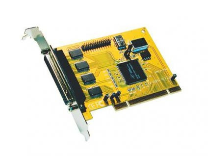 Multi I/O Card EX-41054 4*RS-232