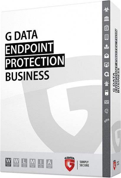 G DATA Endpoint Protection Business - ( 1 Jahr ) (5-9 Plätze)