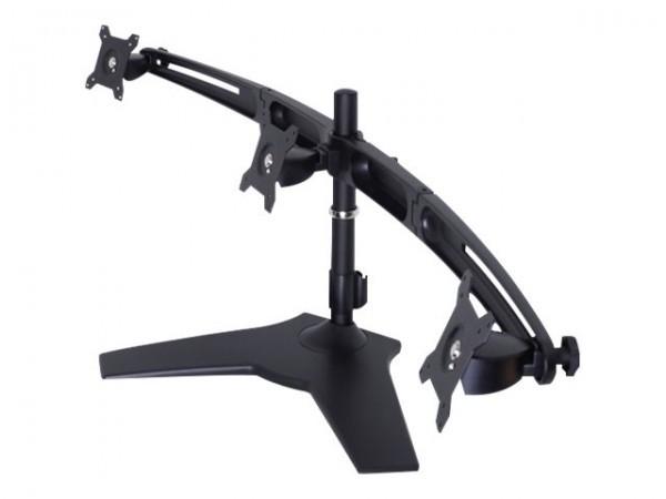HAGOR M VESA Triple Arm Stand Large - schwarz