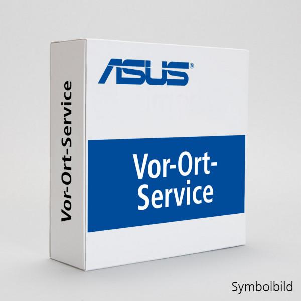Asus 2 Jahre lokaler Vorort-Service