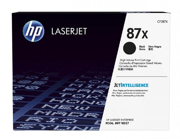 HP 87X Contract Toner - Black