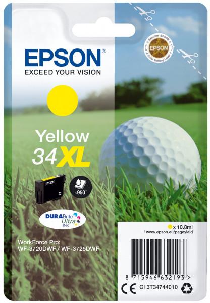Epson 34XL Gelb - 10.8 ml