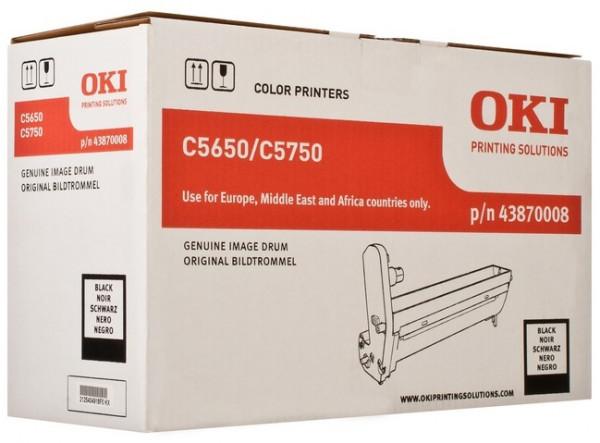 OKI Bildtrommel C5650/C5750 Schwarz
