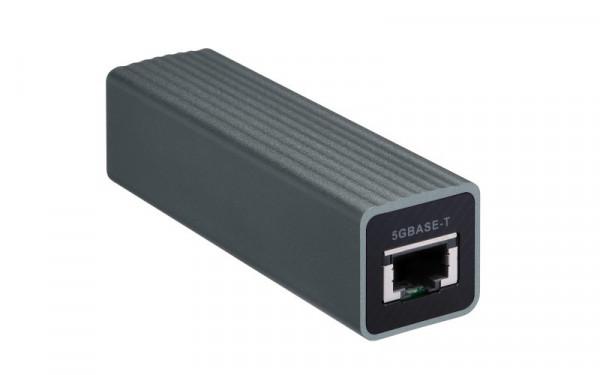 QNAP UC5G1T - USB-C Netzwerkadapter(Multi-Gig)