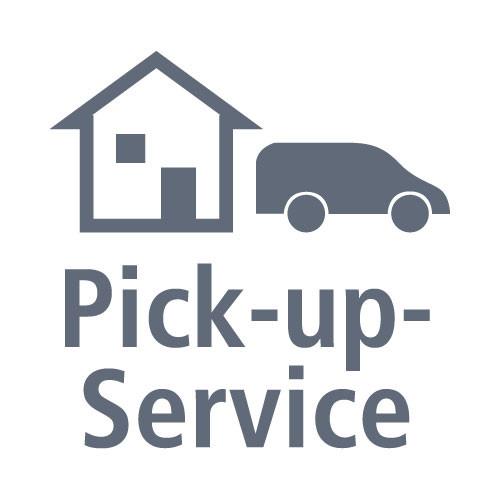 PickUp & Return Service 36 Monate
