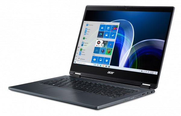 """Acer TravelMate Spin P4 TMP414RN-51-568W - 14"""" (35,56 cm) - i5-1135G7 - Win10 Pro *EDU* - 256 GB SS"""