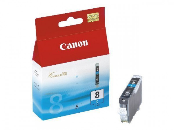 Canon CLI-8C Tinte Cyan
