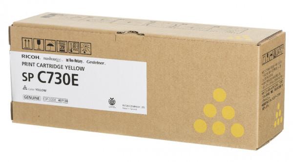Ricoh Toner Gelb für SP C730E . 9,3k