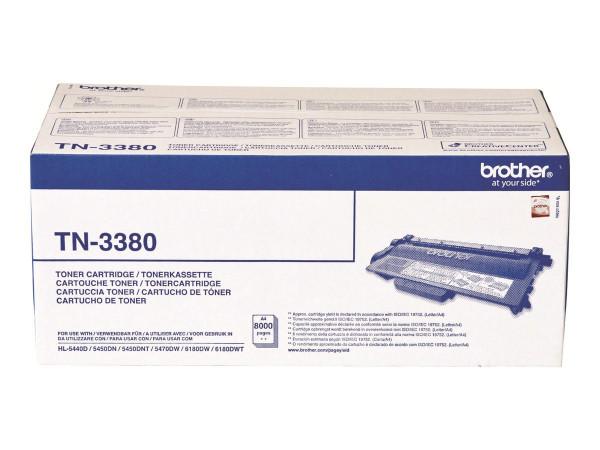 Brother TN-3380 Toner Schwarz