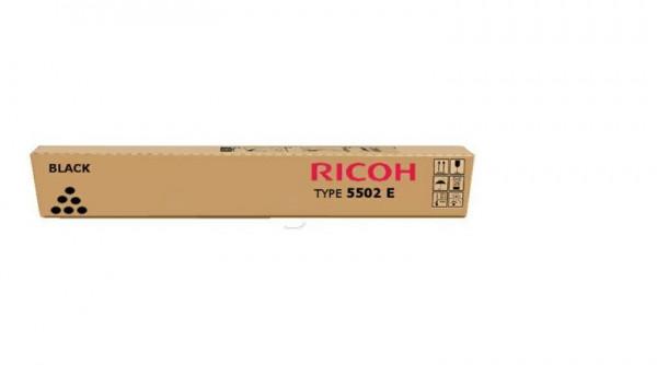 Ricoh Toner Schwarz für Aficio MP C5502E 31K