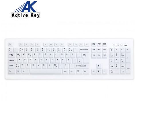 Active Key AK-C8100F-U1-W/UK