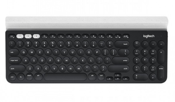 Logitech Keyboard K780 Multi-Device - white