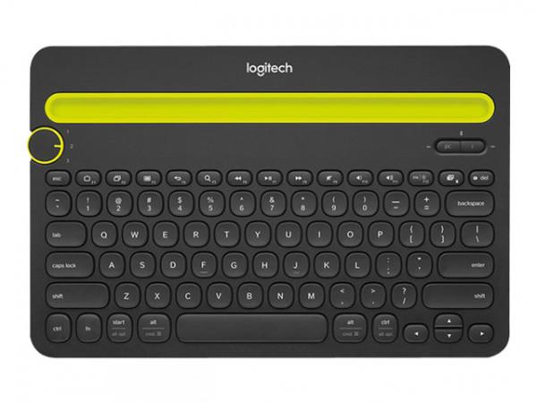 Logitech K480 schwarz DE