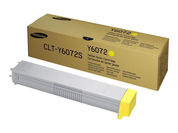 Samsung CLT-Y6072S/ELS Toner yellow 15.000 Seiten