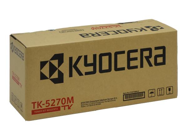 Kyocera TK-5270M Toner Magenta